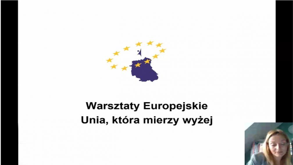 Warsztaty europejskie 2020 - Finał!
