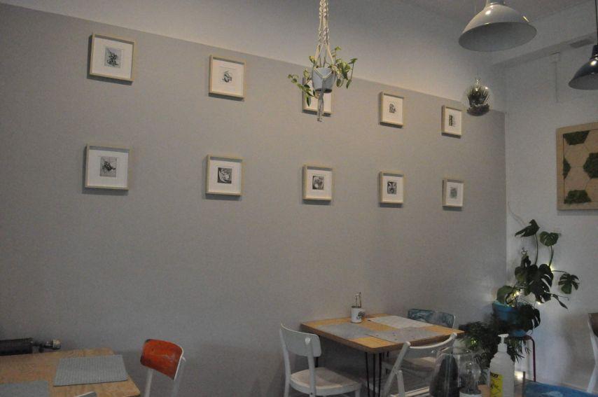 Wystawa naszej studentki Hanny Popruhy w Il Posto