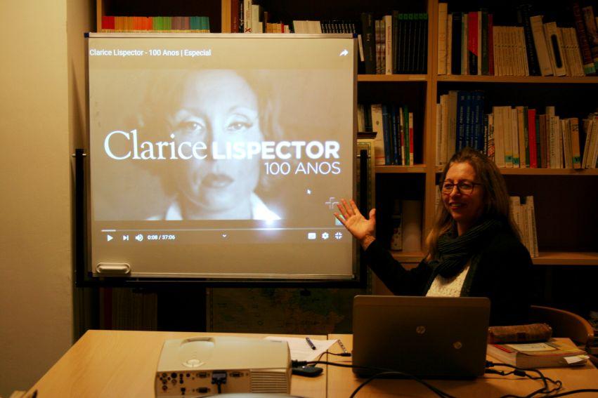 Obchody 100-lecia narodzin CLARICE LISPECTOR