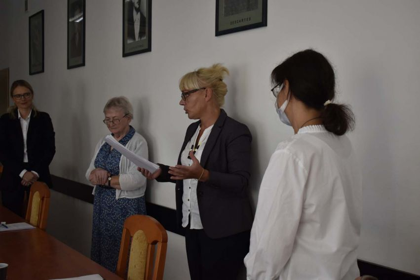 Obrona doktorska mgr Moniki Nowak