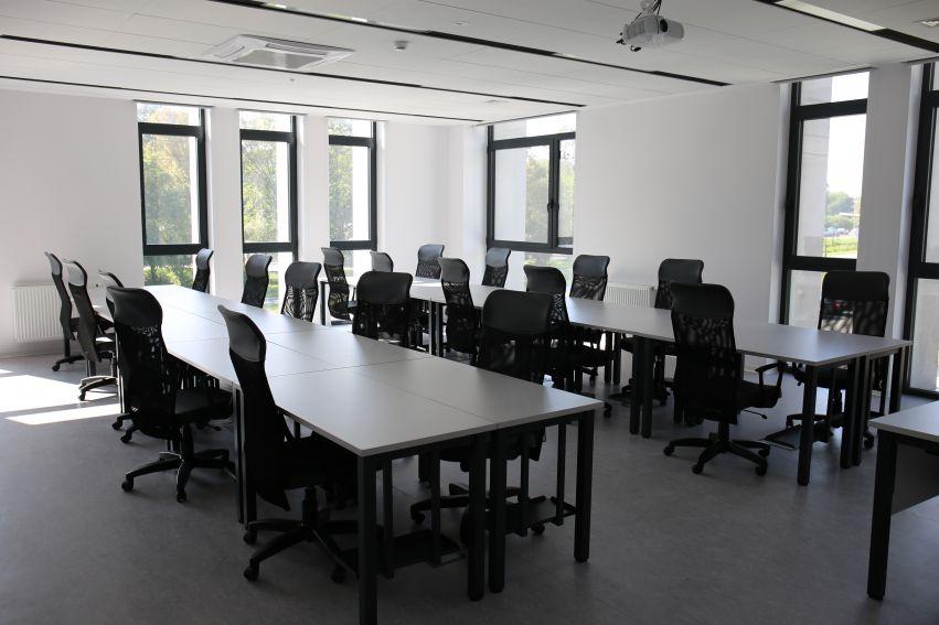 Oficjalne otwarcie nowej siedziby Wydziału