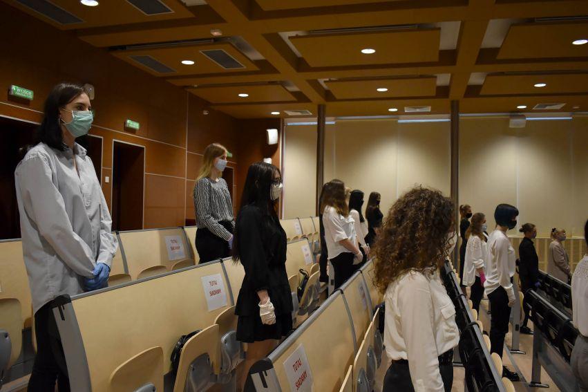 Immatrykulacja studentów WFiS