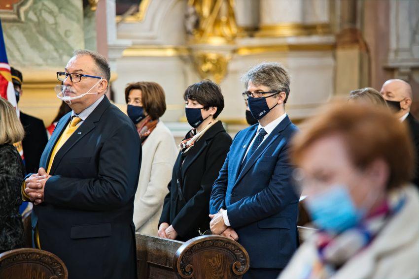 Msza św. z okazji inauguracji roku akademickiego 2020/2021