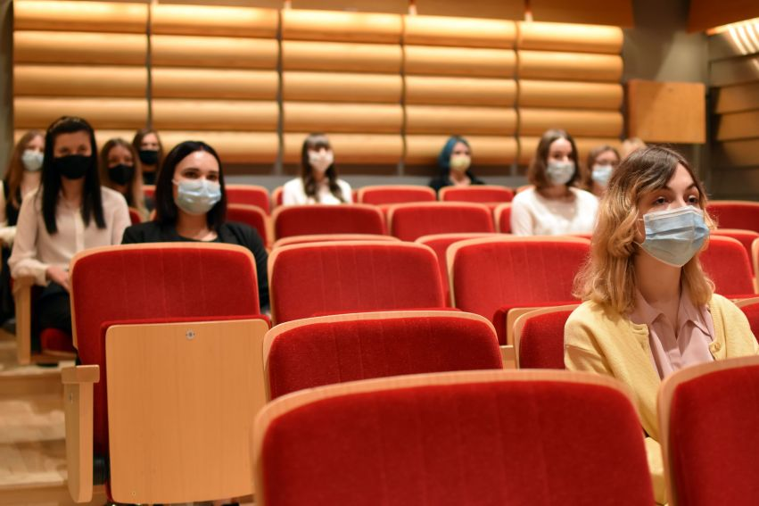 Immatrykulacja studentów 2020/2021