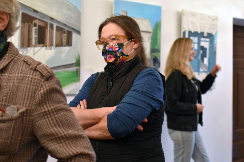 Wystawa poplenerowa w Skansenie