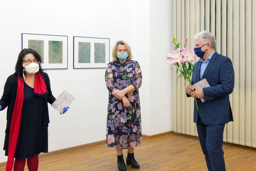 """Wystawa Wiesława Procia """"Portret pejzażu"""""""