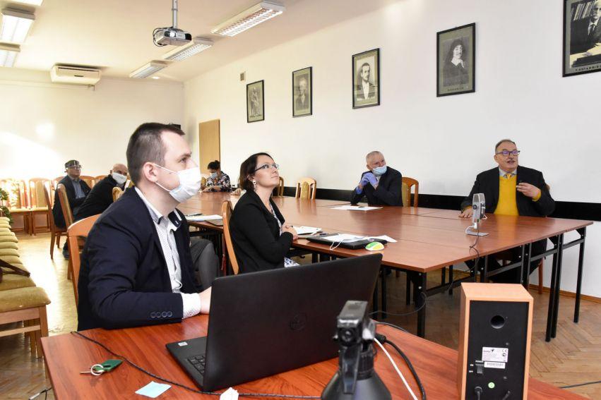 Spotkanie inaugurujące projekt BARMIG – Kick-off meeting