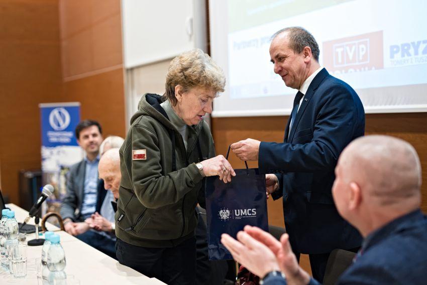 UMCS Bohaterom! - zbiórka darów