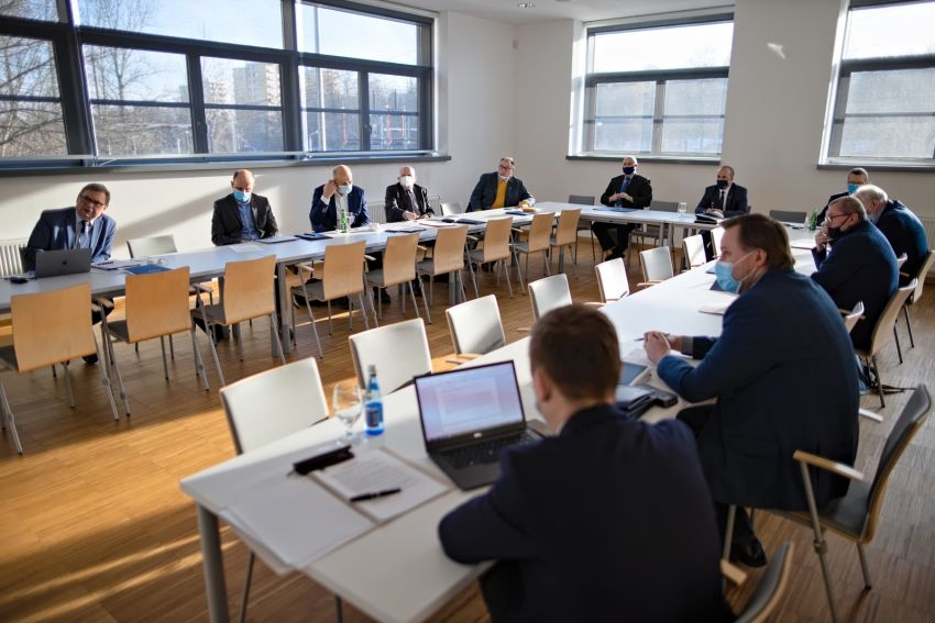 Rada Programowa w Centrum Ecotech-Complex