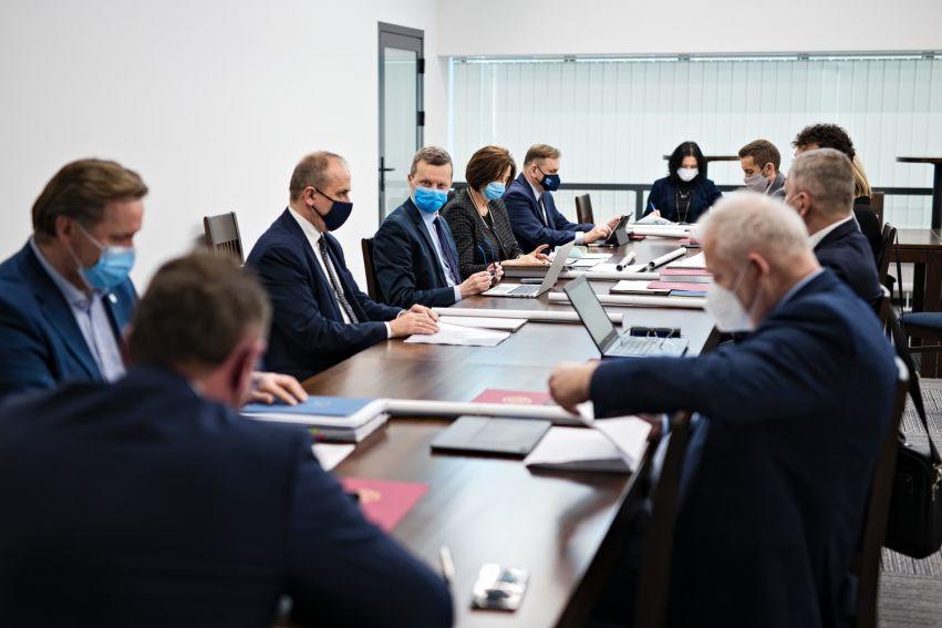 Pierwsze posiedzenie Rady Uczelni na kadencję 2021-2024
