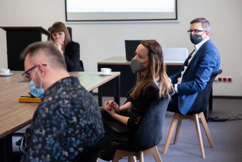 II Forum Pracuj w Kulturze - spotkanie organizacyjne