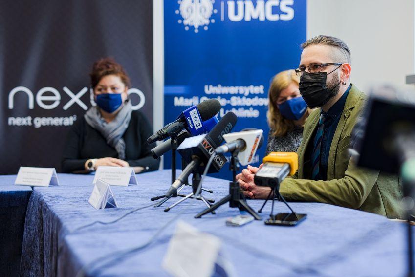 Współpraca badawczo-rozwojowa UMCS, Gminy Lublin, MPWiK i...