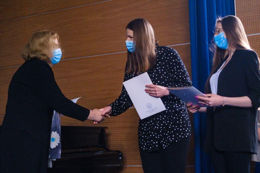 Wręczenie nagród laureatom XLVIII Środowiskowego Konkursu...