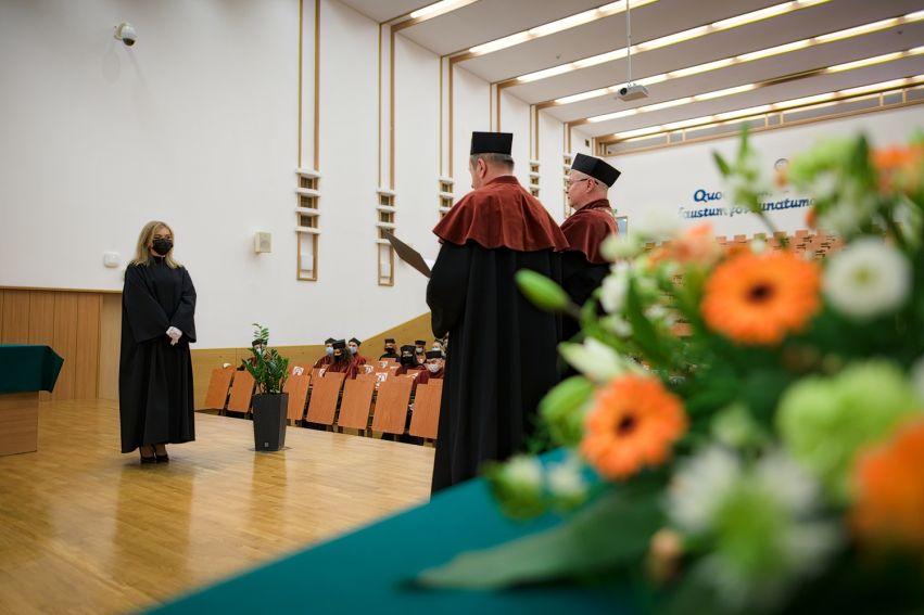 Promocje doktorów i doktorów habilitowanych na Wydziale...