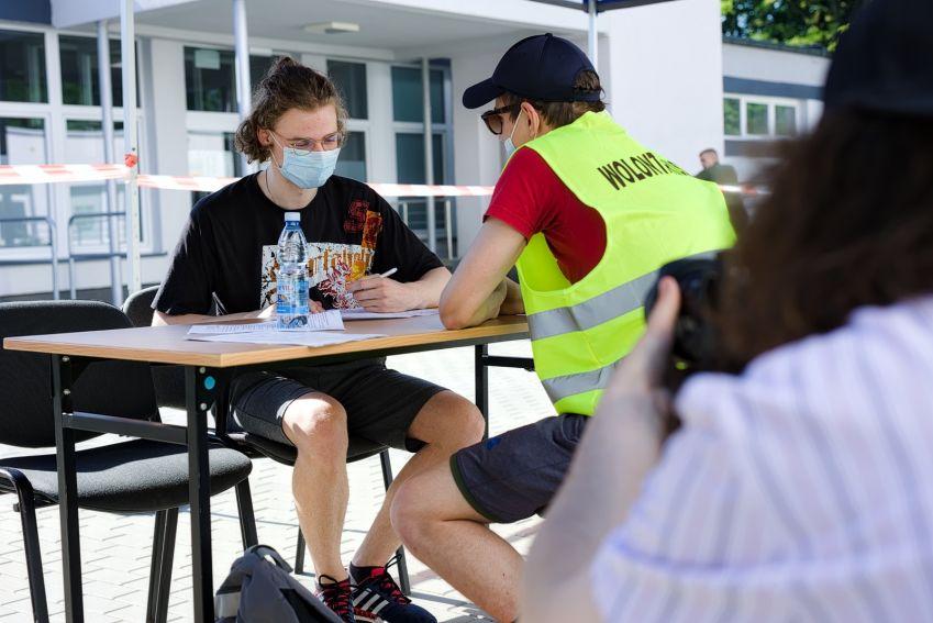 Zakładowy Punkt Szczepień na UMCS