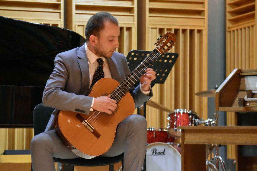 Koncert studentów Instytutu Muzyki