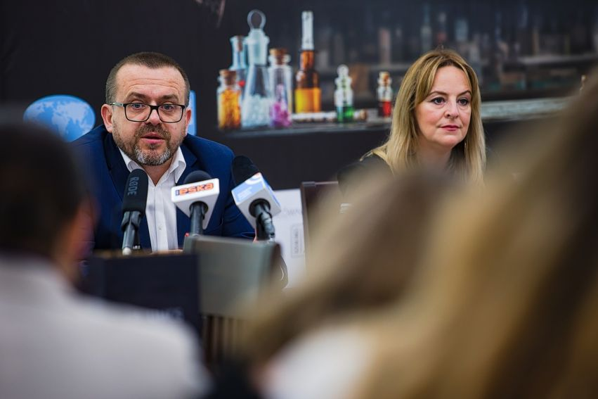 XVII Lubelski Festiwal Nauki - konferencja prasowa