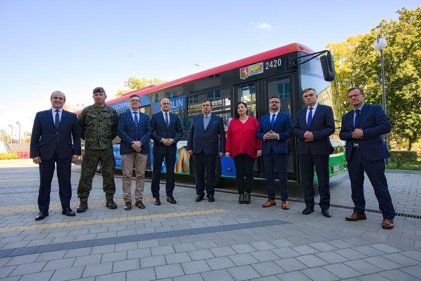 Środowisko akademickie Lublina wspólnie przeciwko COVID-19