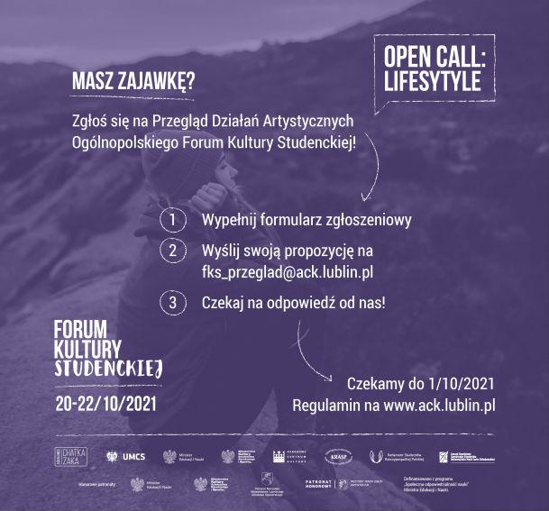 Przegląd Działań Artystycznych Ogólnopolskiego Forum...
