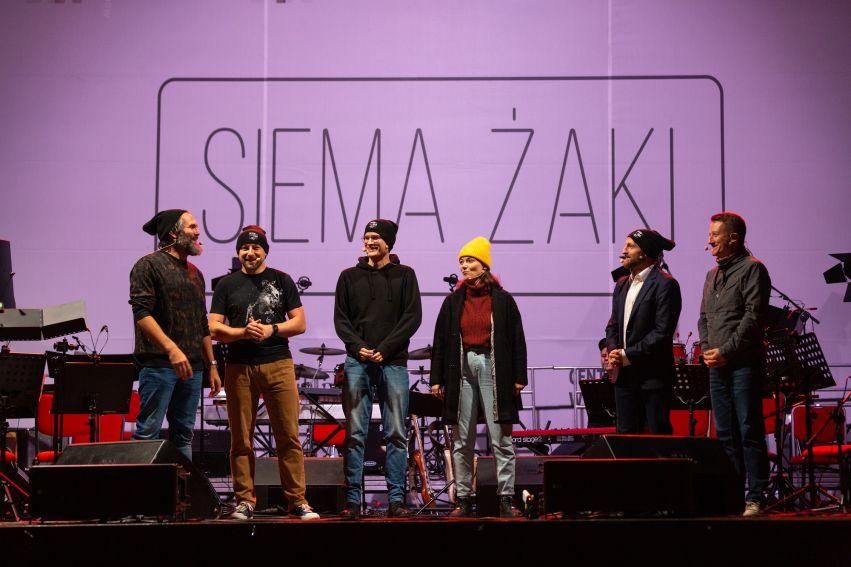 """Koncert """"Siema Żaki!"""""""