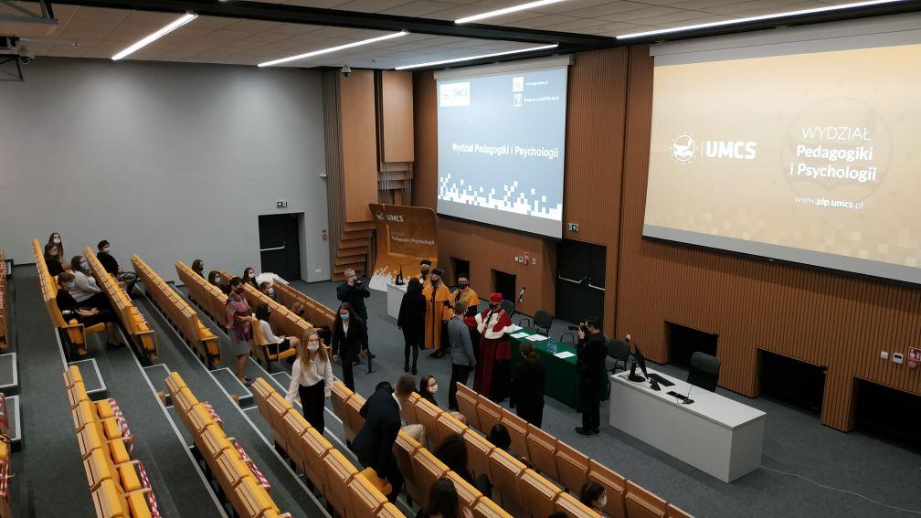 Inauguracja roku akad. 2021/2022
