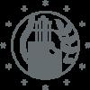 Sygnet z logotypu WA UMCS