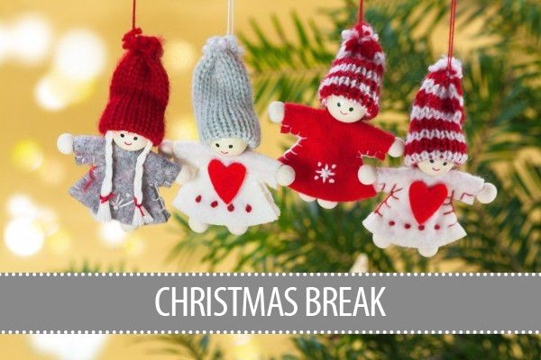 christmas closure dates for 201718 - Christmas Break Dates