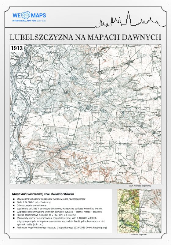 Lubelszczyzna na mapach dawnych ZKiG UMCS 2015-16.jpg