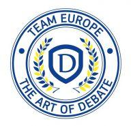 Logo Team Europe The Art of Dabate
