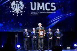 UMCS otrzymał tytuł Ambasadora Województwa Lubelskiego