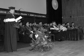 Uroczysta promocja doktorów habilitowanych i doktorów