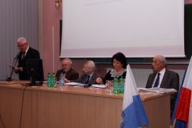 Konferencja na Wydziale Politologii