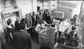 Uruchomienie implantora jonów w Zakładzie Fizyki Jądrowej