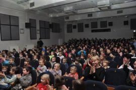 Uroczyste otwarcie I Filii Uniwersytetu Dziecięcego UMCS...