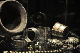 Wystawa skarbów Czermna-Czerwienia