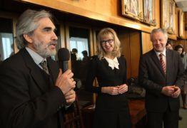Wręczenie nagrody im. Jerzego Giedroycia -