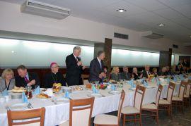 Spotkanie opłatkowe CJiKP