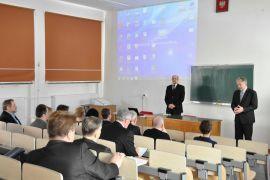 Spotkanie z przedsiębiorcami na Wydziale Biologii i...