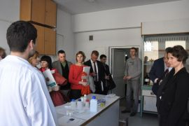Spotkanie z przedsiębiorcami na Wydziale Chemii UMCS