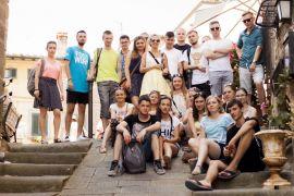 Festiwal Chórów - Toskania - Włochy - fot. P. Borowski...