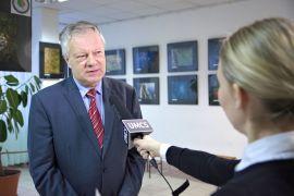 Noc Biologów 2016 - wywiad z Rektorem UMCS, prof....