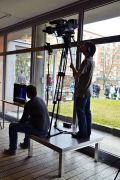 Ekipa TV UMCS w akcji