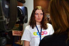Wywiad dla TV UMCS
