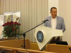 Jubileusz Prof. Haliny Wiśniewskiej. Fot. Ilona Gumowska...