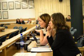 Konferencja-Problemy nauczania ustawicznego... Fot....