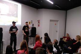 IH_KMH UMCS_prezentacja beatboxu Opowieść o 1000 i jednej...