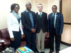 Z wladzami College of Business Education in Dar es...