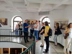IH_Uczestnicy Szkoły UNESCO Muzeum Historii Miasta...