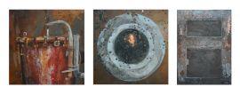 Copper Stories, wys. 10 cm, akryl na blasze, 2012.jpg