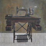 Undoing, 100x100cm, akryl na płótnie, 2012.jpg